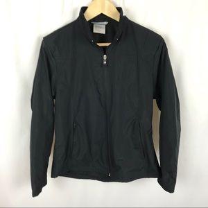 New Balance full zip running windbreaker jacket